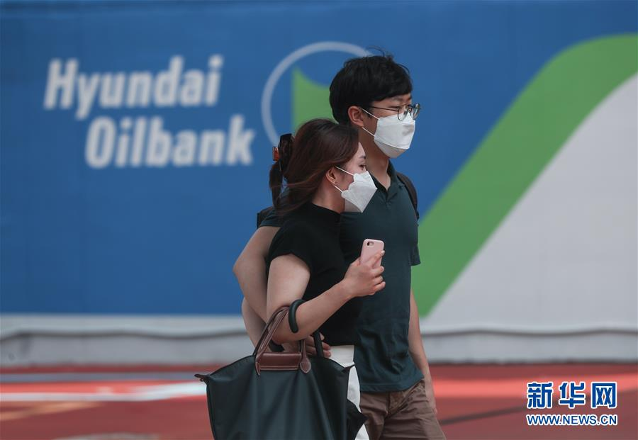 (国际疫情)(1)韩国政府强化首都圈防疫措施遏制疫情蔓延