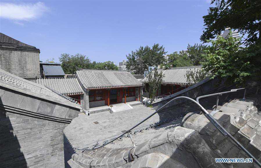 CHINA-BEIJING-NEW LAYOUTS (CN)