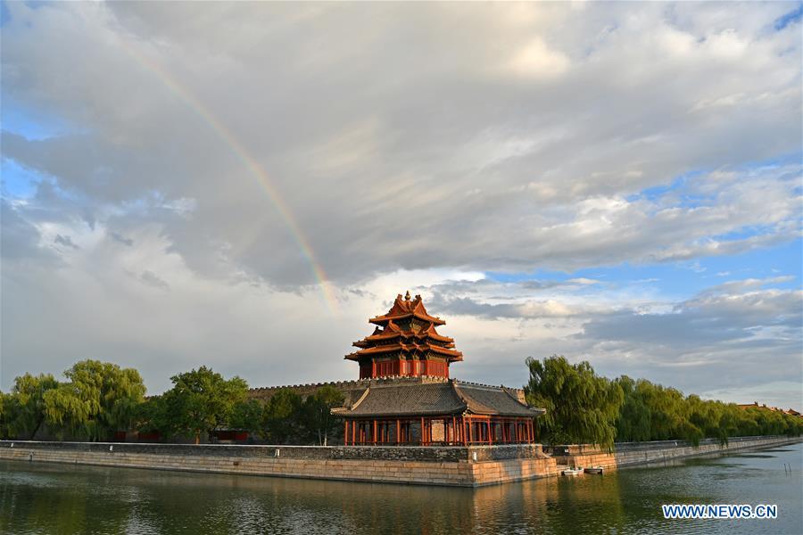 CHINA-BEIJING-CITY VIEW (CN)