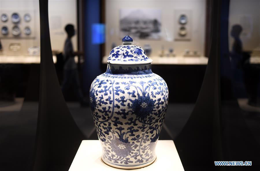 CHINA-BEIJING-EXHIBITION-MARITIME TRADE-CERAMICS (CN)