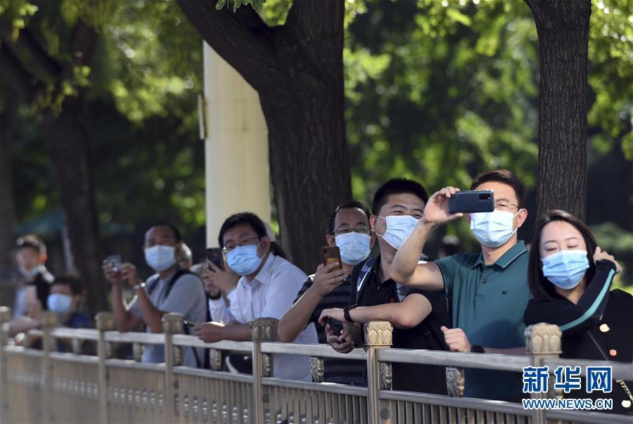 (新华视界)(8)全国抗击新冠肺炎疫情表彰大会即将举行