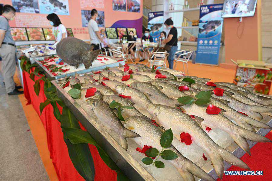 CHINA-FUJIAN-AGRICULTURAL PRODUCTS FAIR-OPEN (CN)