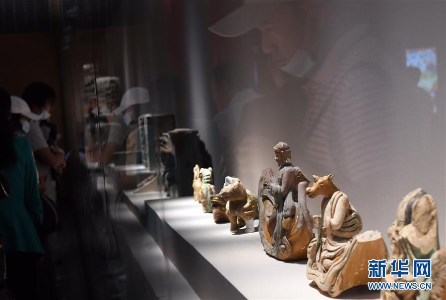 (文化)(6)故宫举办紫禁城建成六百年展览