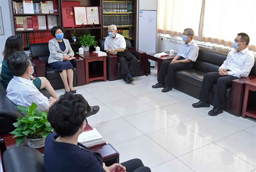 Chinese vice premier stresses cultivating top-notch teachers