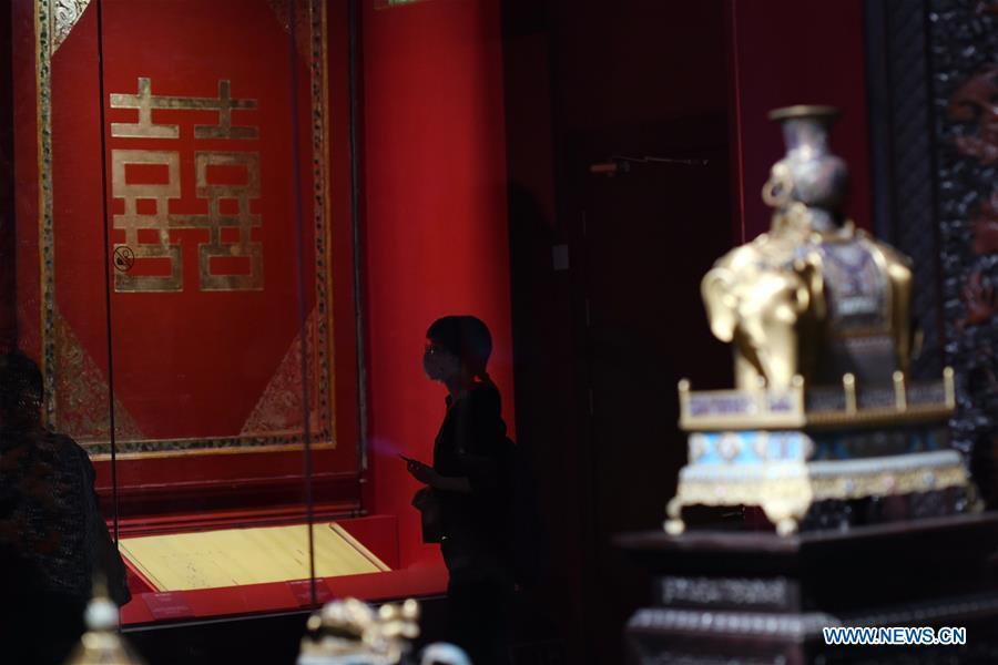 CHINA-BEIJING-PALACE MUSEUM-EXHIBITION (CN)