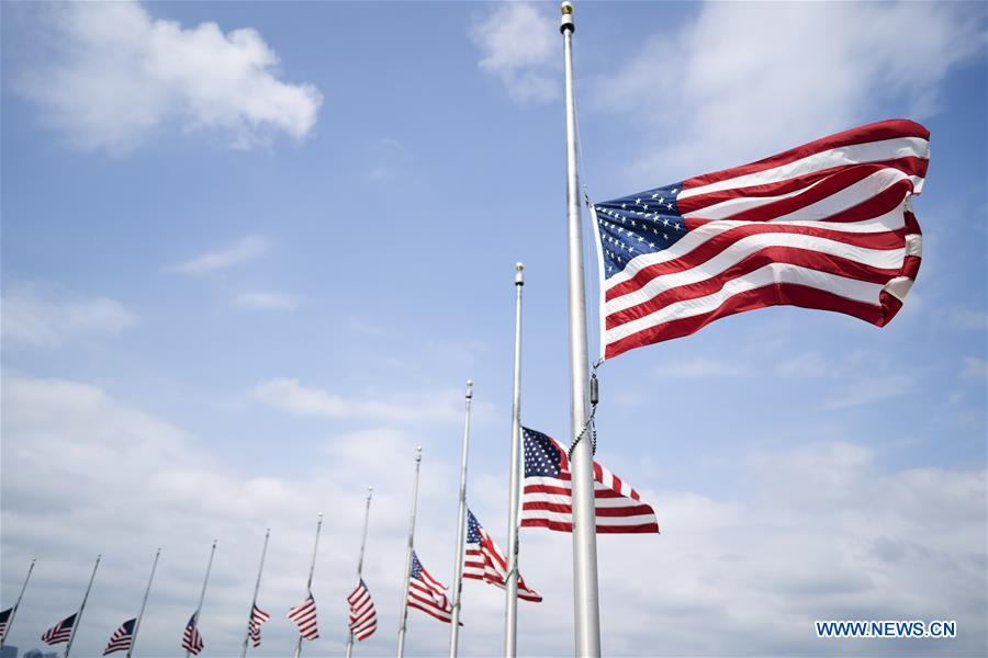 U.S. commemorates 19th anniversary of 9/11 attacks