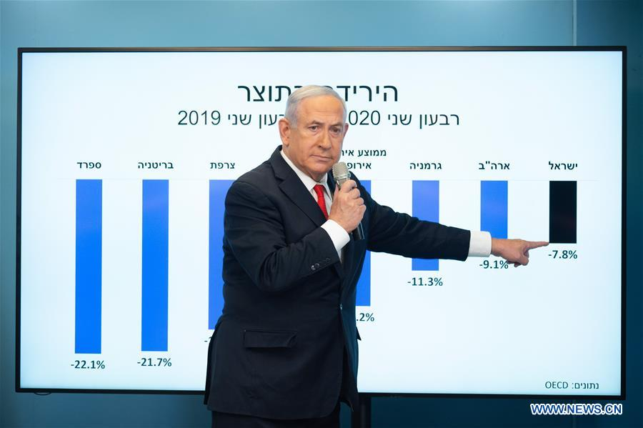 Israeli gov't decides to reimpose nationwide lockdown amid COVID-19 resurgence