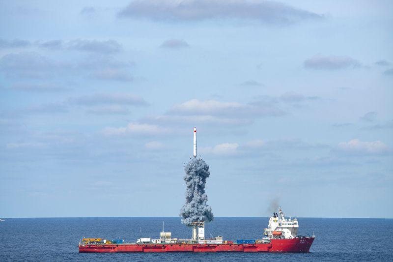 中国航天具备稳定高效海上发射能力