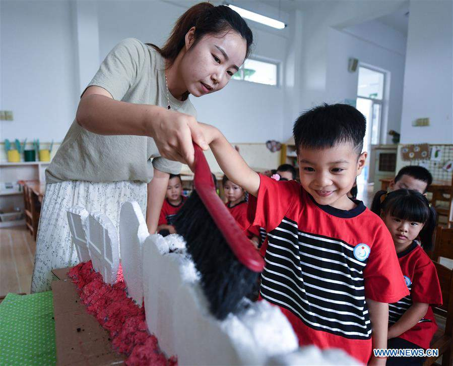 CHINA-ZHEJIANG-DENTAL CARE DAY (CN)