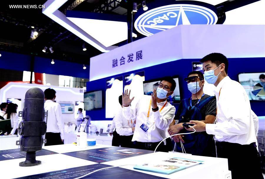 CHINA-SHANGHAI-CIIF-OPENING (CN)