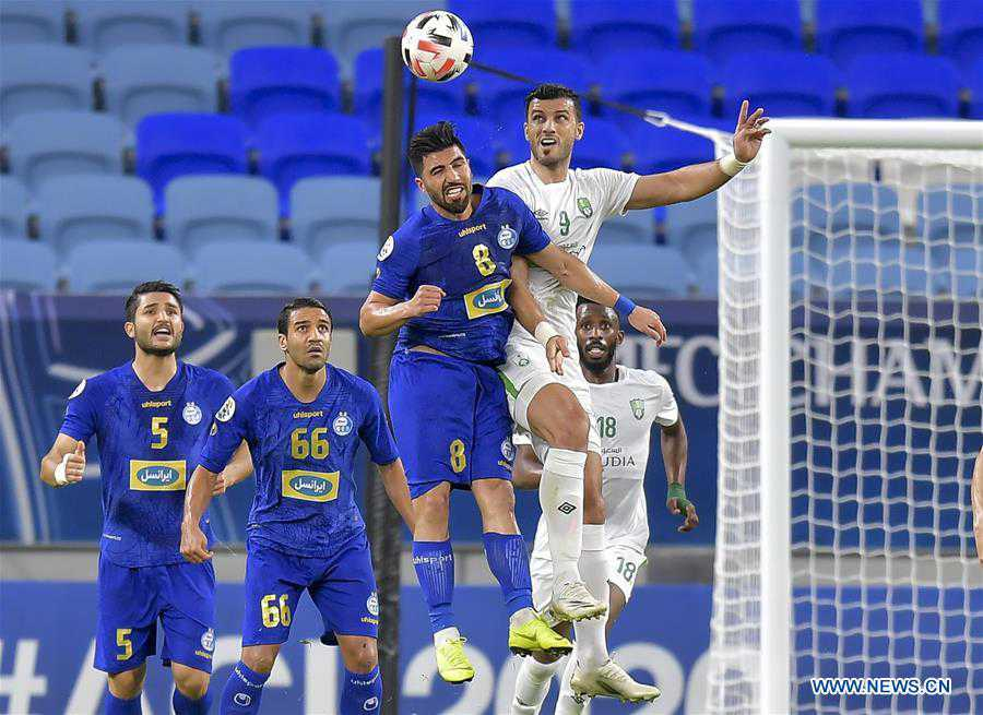 Highlights of AFC Asian Champions League group matches