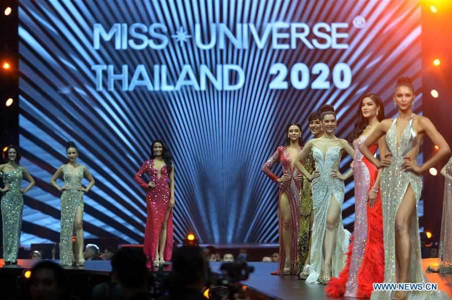 THAILAND-BANGKOK-MISS UNIVERSE