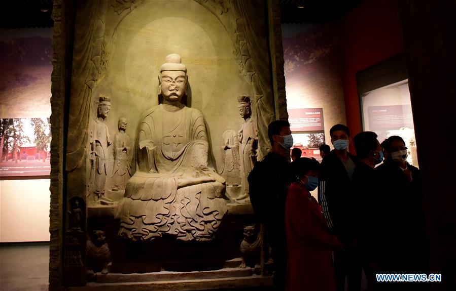 CHINA-HENAN-ZHENGZHOU-HENAN MUSEUM (CN)