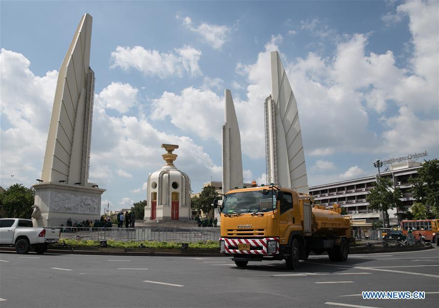 THAILAND-BANGKOK-STATE OF EMERGENCY