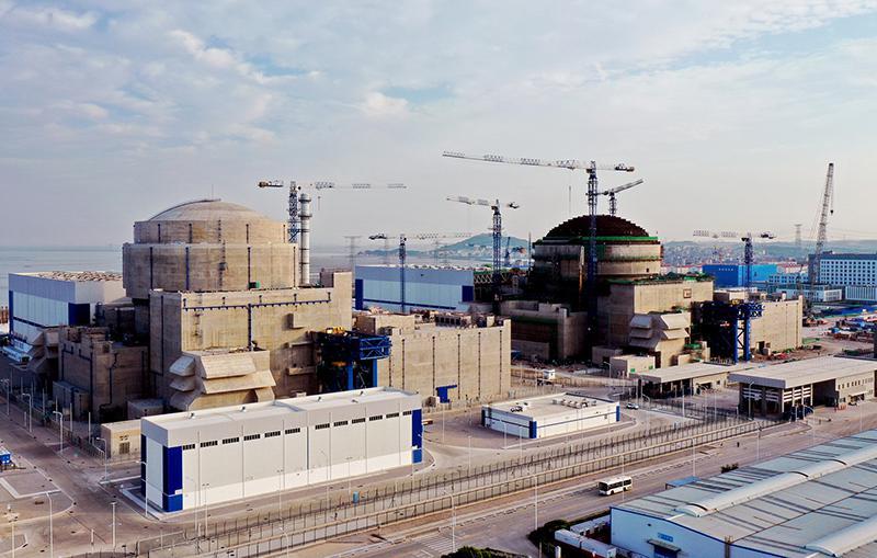 中核集团福清核电5号机组首次达到临界状态