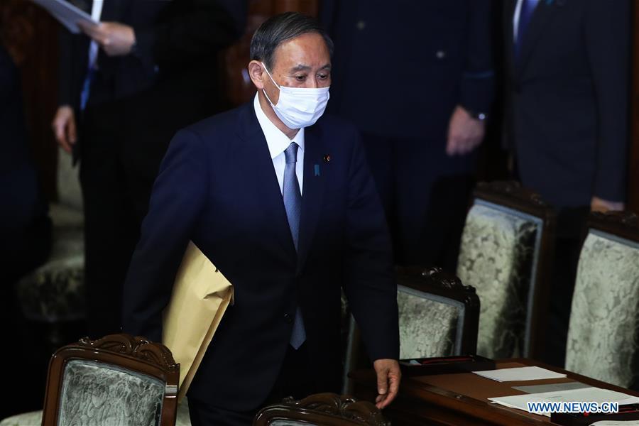 JAPAN-TOKYO-PM-POLICY SPEECH