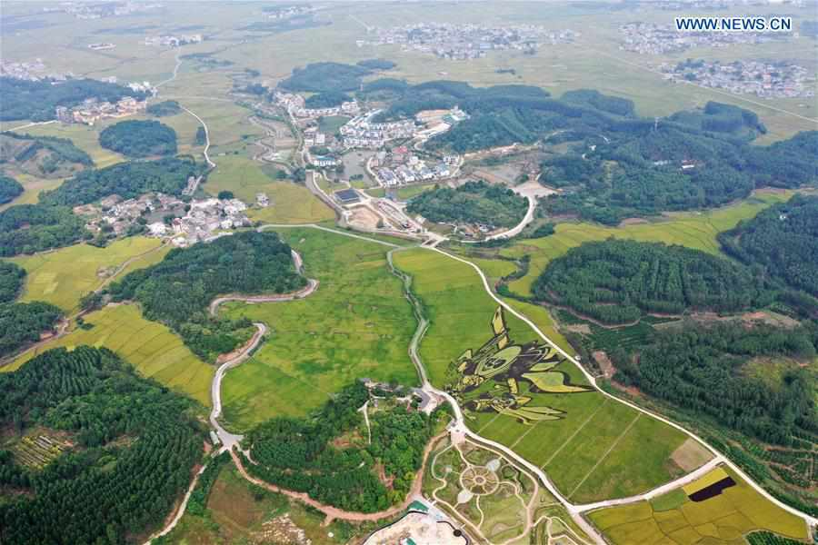 CHINA-GUANGXI-BINYANG-RURAL SCENERY (CN)