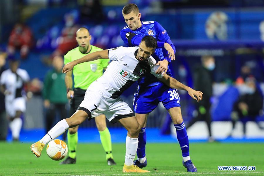 Streaming Full Match Wolfsberger Ac Vs Dinamo Zagreb I Uefa Europa League 2020 2021 Vidio Com
