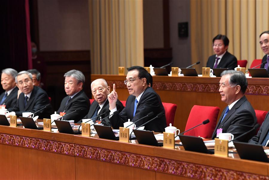 CHINA-BEIJING-LI KEQIANG-WANG YANG-CPPCC-SESSION (CN)