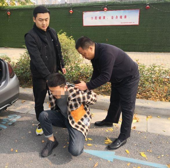 郑州警方端掉一伪造国家公文印章窝点 带破案件14起