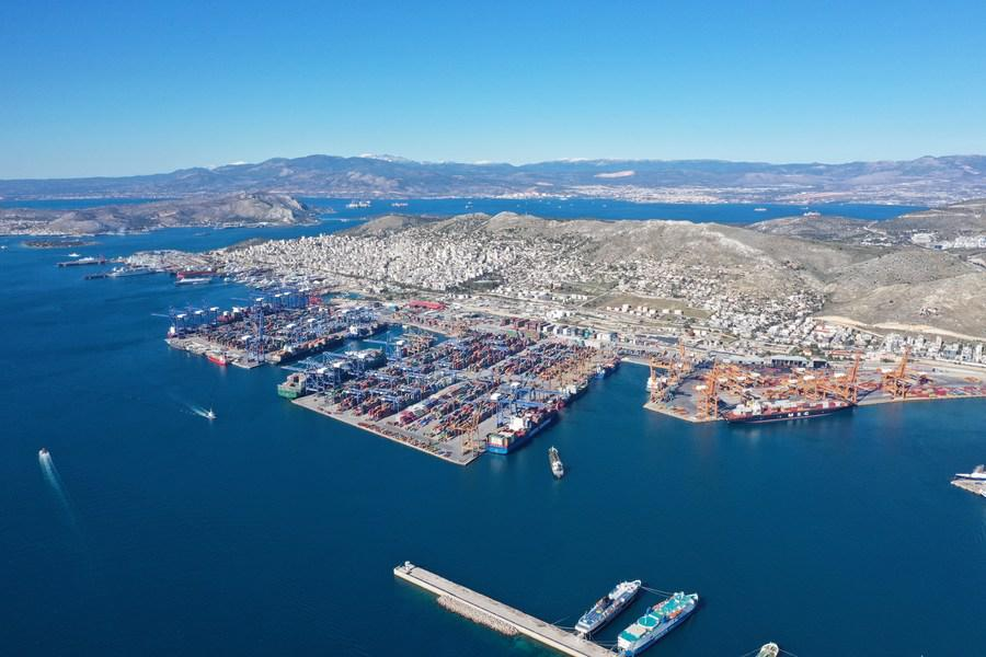 Port, pride and promise -- A tale of Piraeus' revitalization