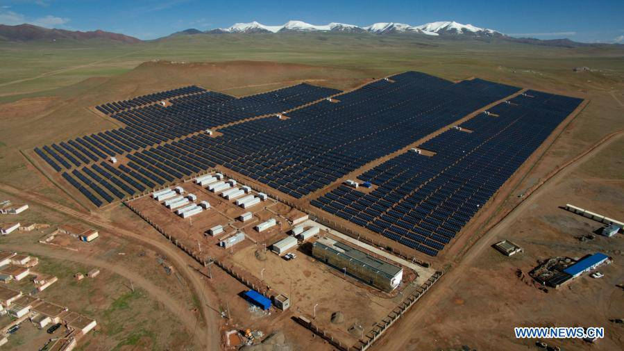 Electricity consumption across Tibet doubles in past five years