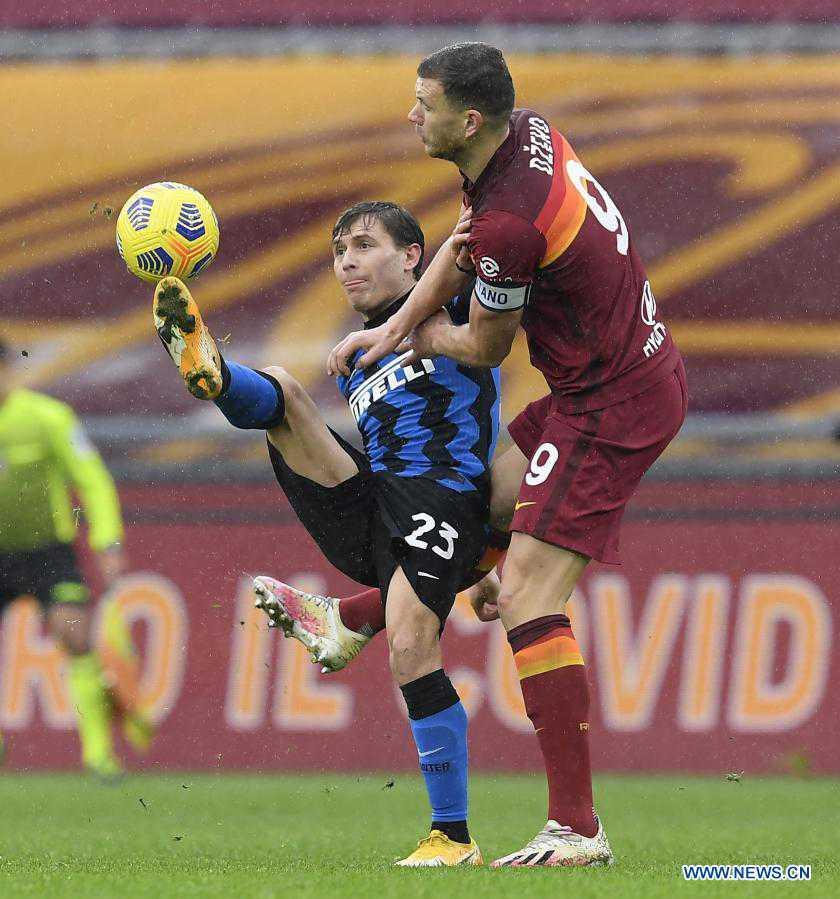 Highlights of Italian Serie A football matches
