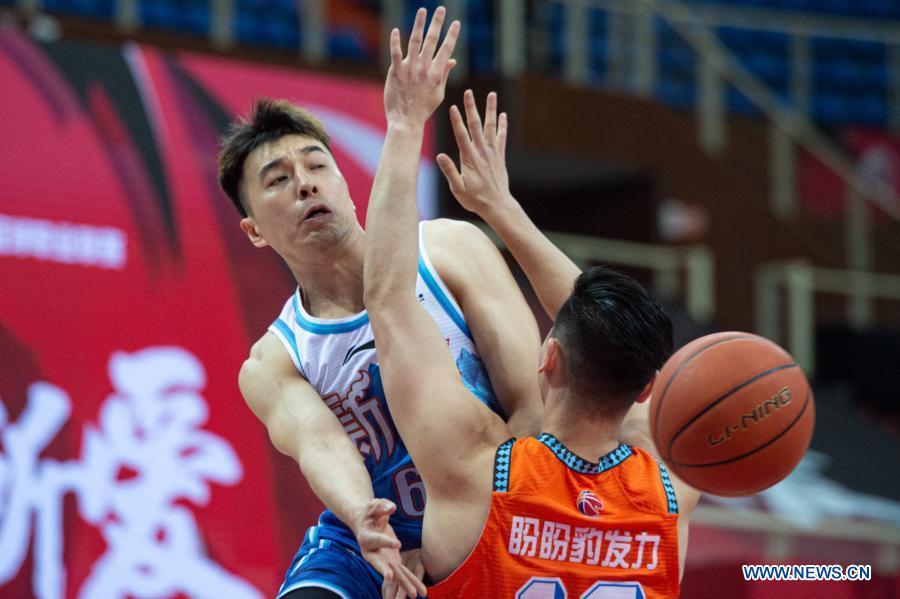 Seven in double digit points as Xinjiang smashes Fujian in CBA