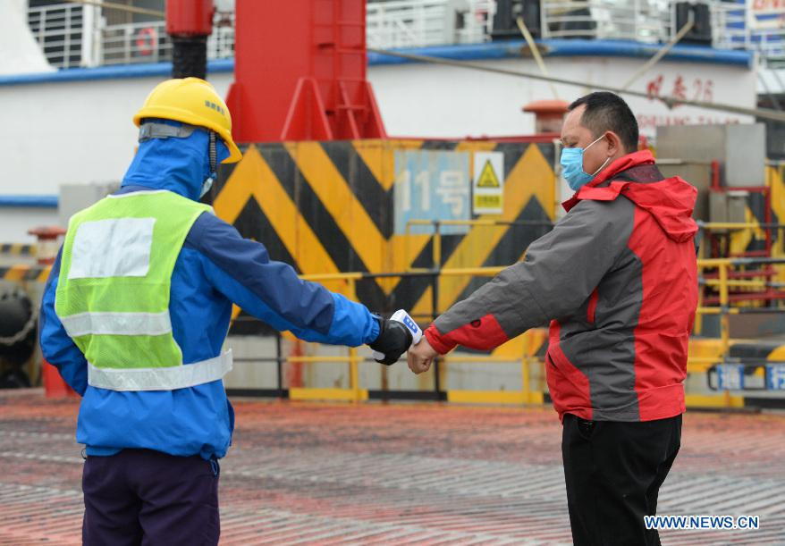 Haikou adopts intensified pandemic prevention and control measures