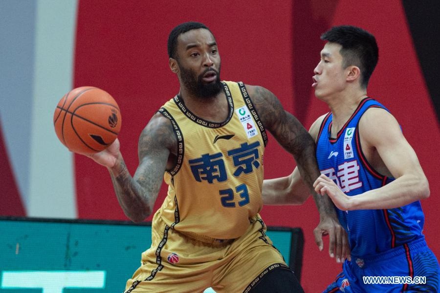 Tianjin snapped their four-game losing streak in CBA