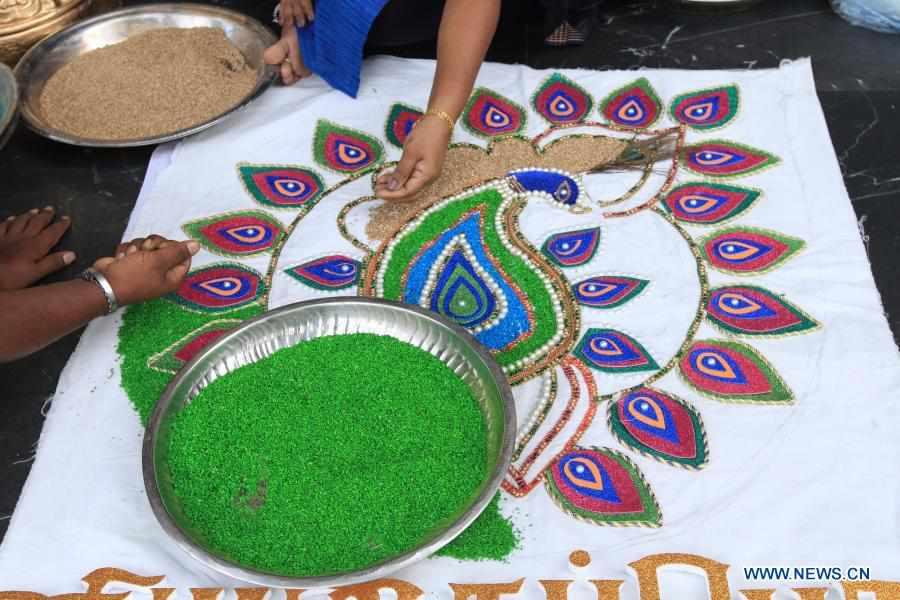 Festival of Thai Pongal held in Colombo, Sri Lanka