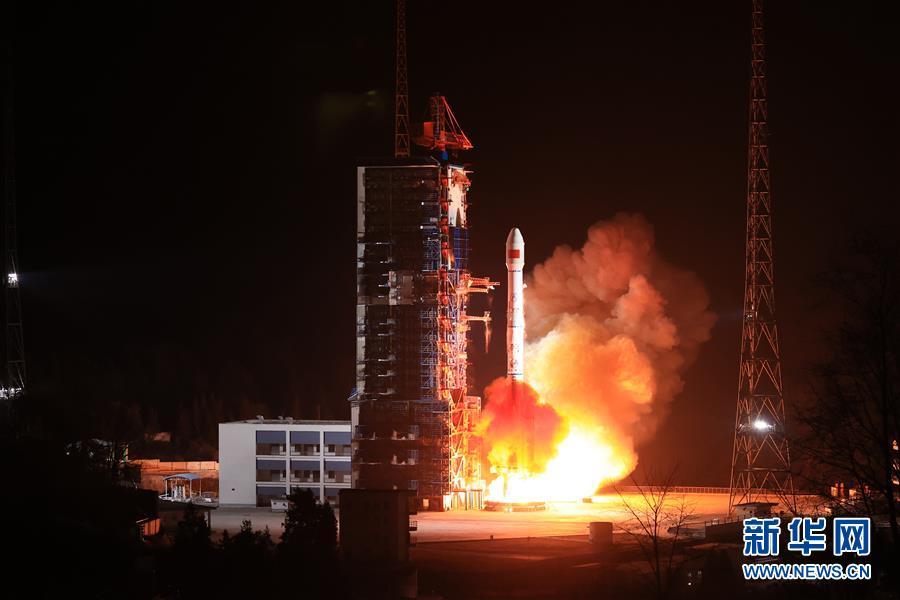 (科技)(2)我国成功发射通信技术试验卫星六号