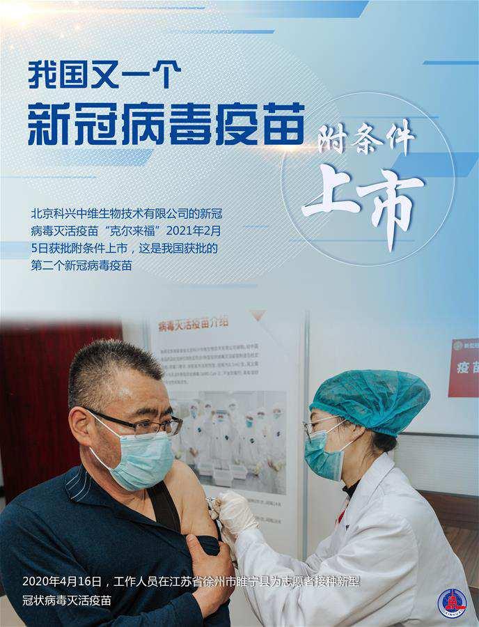 (图表・海报)[科技]我国又一个新冠病毒疫苗附条件上市(9)