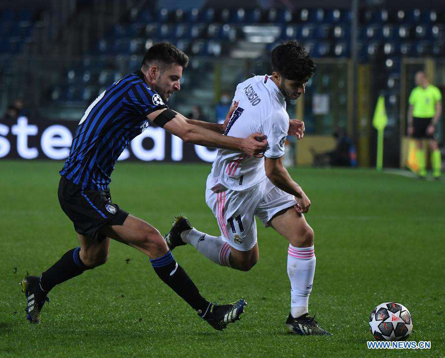 UEFA Champions League: Atalanta vs. Real Madrid