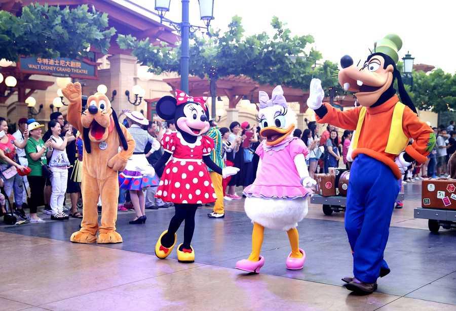 Shanghai Disney Resort marks 10th ground-breaking anniversary