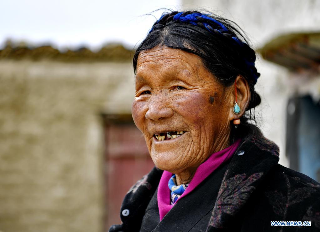 Former serf Lhapa's new life in Tibet