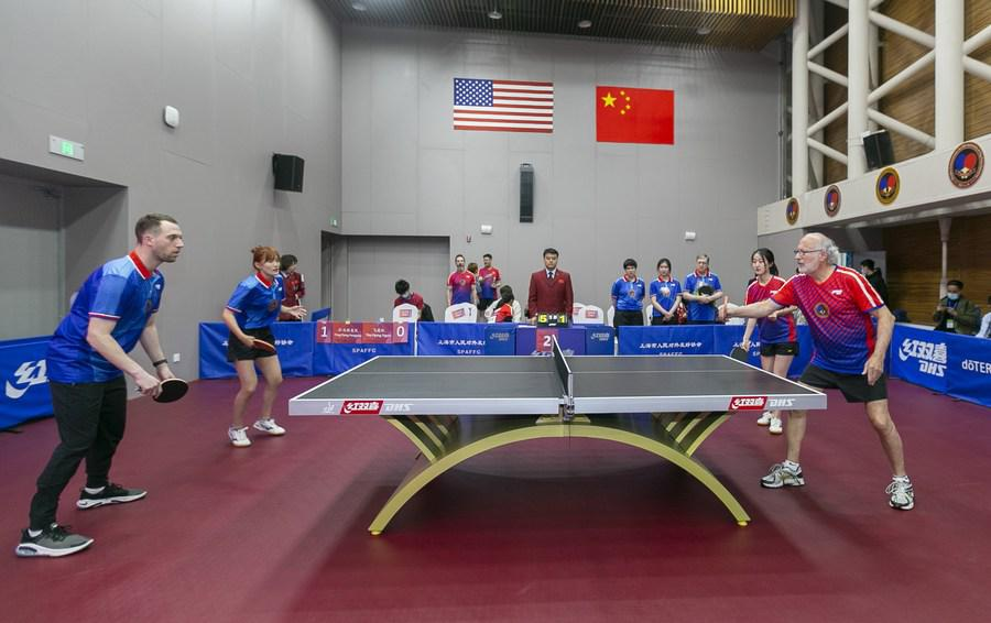 50 years on, Ping-Pong Diplomacy shows lasting value