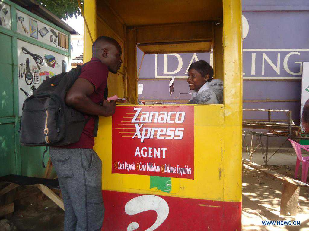 More young people in Zambia venture in businesses to counter unemployment