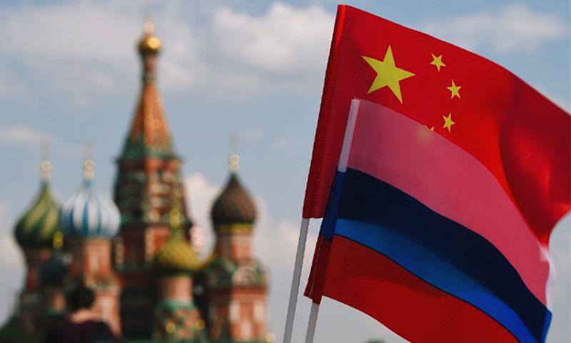 China Russia Photo:Xinhua