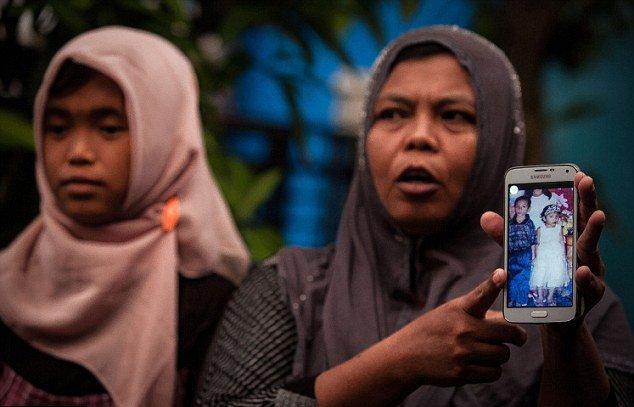 女孩 海啸/印尼女孩被海啸卷走10年后与家人团聚