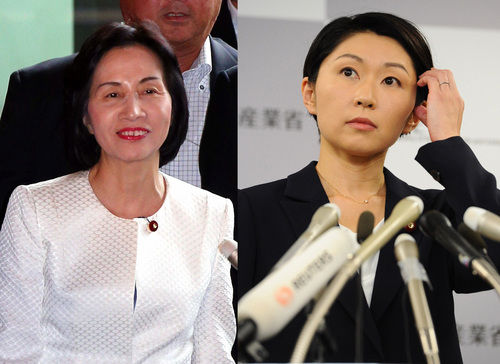安倍内阁女将接连牵涉丑闻法务大臣已递交辞呈