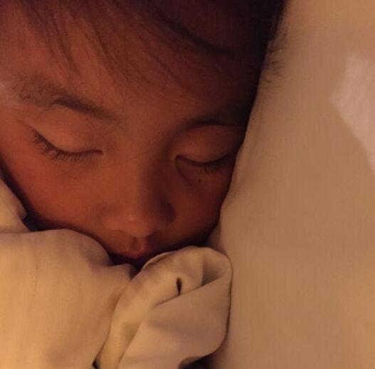 多多睡颜可爱