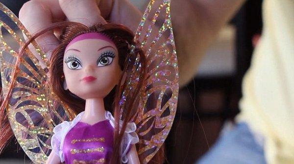 阿根廷一妈妈意外为孩子买到人妖娃娃玩具(图)