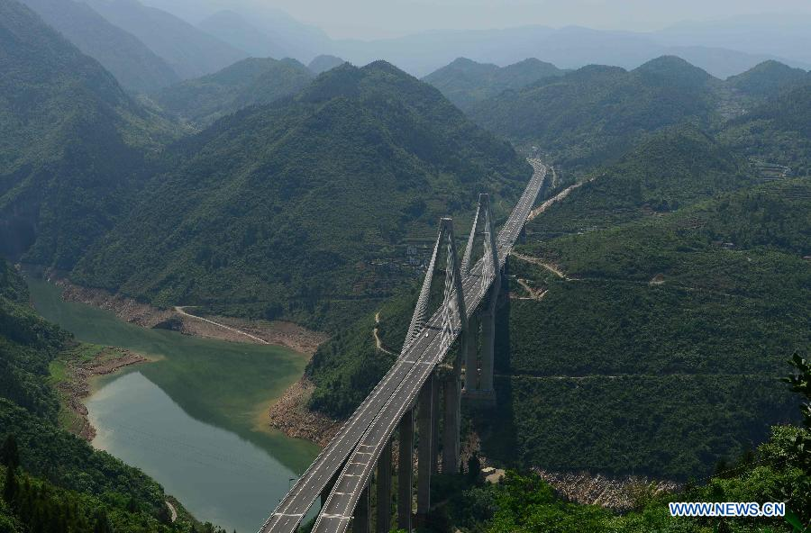 #CHINA-SHANGHAI-CHENGDU-EXPRESSWAY (CN)
