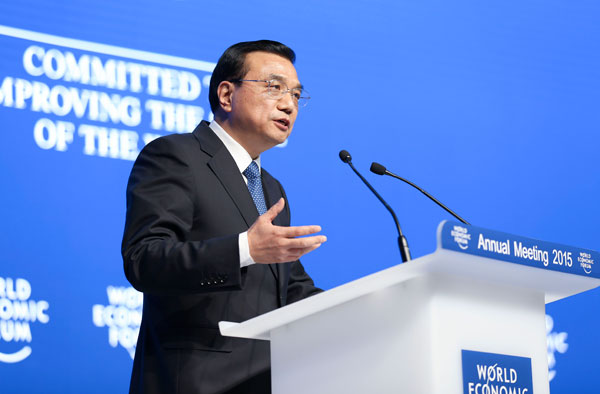 Li: China ready to face challenges