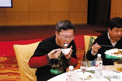 Hundreds of Chinese get a taste of GM rice