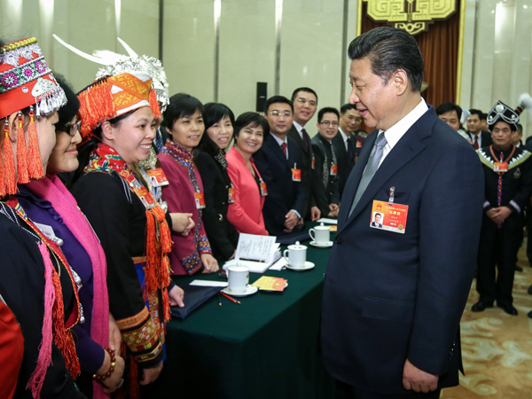 Xi urges Guangxi to get ready for Silk Road<BR>