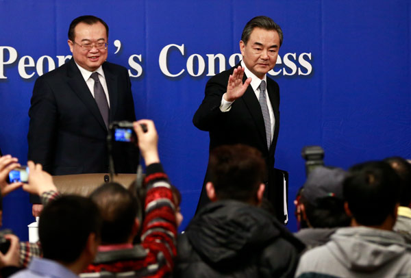China, US should look forward with sincerity