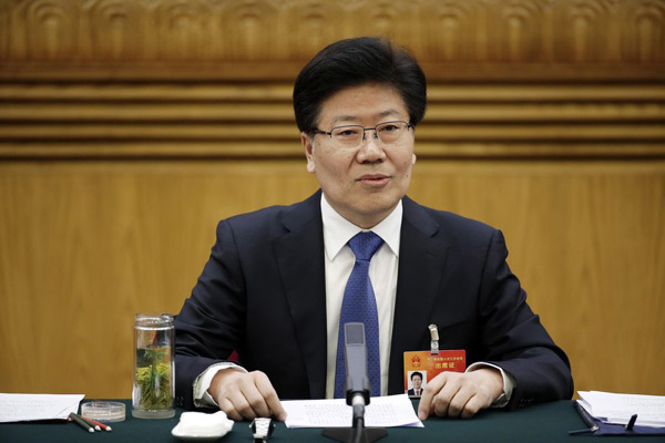 Xinjiang people join IS, says top official