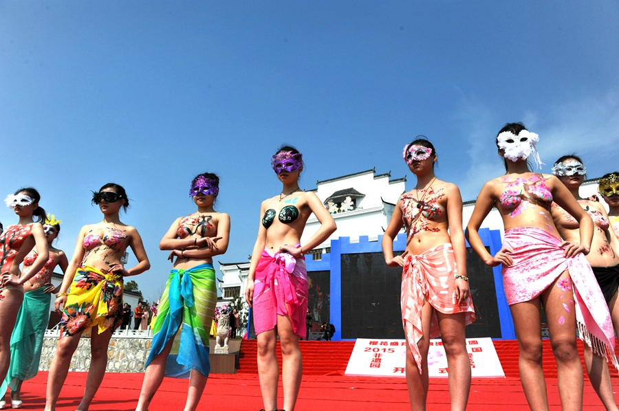 Sorry, that Chinese nude online tourist congratulate